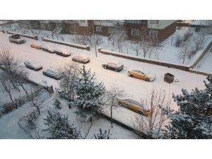 Doğu Anadolu'da kar yağışı: 300 köy ve mahalle yolu kapandı