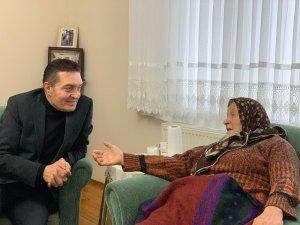 AK Parti Piraziz Belediye başkan adayı Melikoğlu :