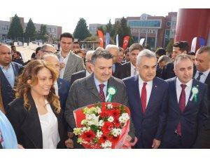 Bakan Pakdemirli, Aydın'da 1.5 milyarlira değerinde hibe paketi açıkladı