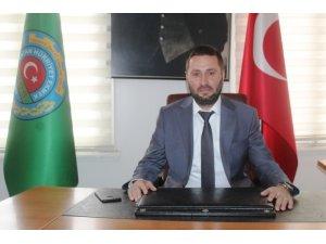 Ayvalık Ziraat Odası'nda başkanlığa Hasan Baysal seçildi
