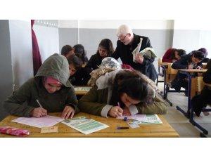 Gercüş'te umre ödüllü Siyer Sınavı yapıldı