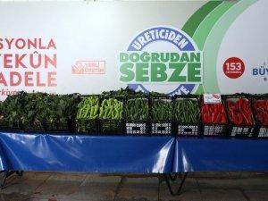 İstanbul'da internetten tanzim satışı başladı