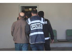 Elazığ'da FETÖ operasyonu: Komiser ve polis 17 şüpheli adliyeye sevk edildi