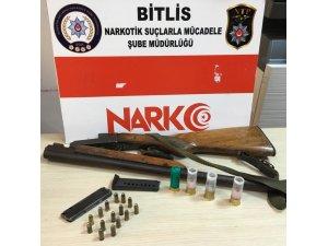 Bitlis'te 'torbacı' operasyonu: 15 gözaltı
