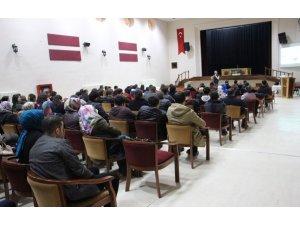 Çankırı'da 'Narko Rehber Farkındalık Semineri'