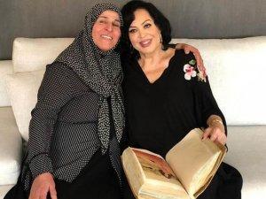 57 yıllık hayali gerçek oldu... Diyarbakırlı Necla Aslan, Türkan Şoray'la buluştu