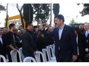 """Bakan Kurum,"""" Ülkemizi depreme karşı hazırlıyoruz"""""""