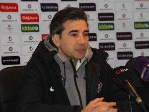 """Osman Özköylü: """"Alınan bir mağlubiyet bizi asla hedefimizden şaşırtmayacak"""""""