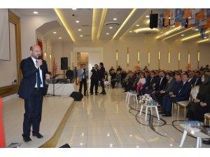 Başkan Özcan, 150 Projesini açıkladı