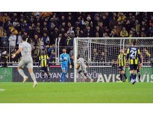 Spor Toto Süper Lig: Fenerbahçe: 3 - Çaykur Rizespor: 2 (Maç sonucu)