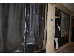 Başkent'te kahvehaneye ateş açıldı