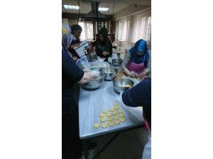 İzmit'in pasta ustaları İZMEK'te yetişiyor