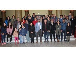 Ankara'da yaşayan Kuzaycalıların tiyatro ile buluşması