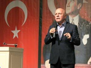 """Başkan Sekmen: """"Erzurum şimdi bir çekim ve cazibe merkezi oldu"""""""