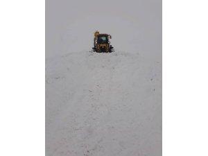 Özalp ilçesinde kar tatili