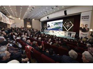 Başkan adayı Köse, Mamak projelerini açıkladı