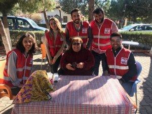 """Başkan Saygılı'dan gençlere """"Kızılay'a gönüllü olma"""" çağrısı"""