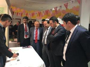TÜBİTAK Bölge Sergisine Erzurum damga vurdu