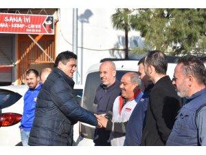 AK Partili Hamza Dağ ve MHP'li Serkan Acar'dan önemli müjdeler
