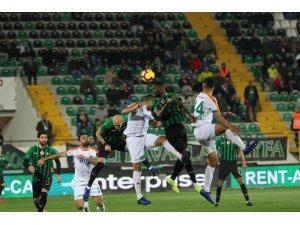Spor Toto Süper Lig: Akhisarspor: 3 - Aytemiz Alanyaspor: 1 (Maç sonucu)