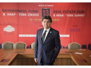 Türk gayrimenkul sektörü ile yabancı alıcılar buluşacak