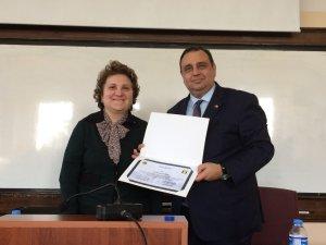 """Prof. Dr. Özgöker, """"Kıbrıs'ın AB üyeliği uluslararası hukuka aykırıdır"""""""