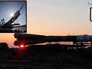İşte Rusya'nın dev roketi!