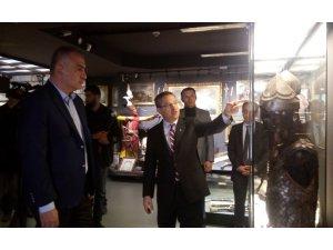 Bakan Ersoy'dan İstanbul Havalimanı'na açılacak müze ile ilgili açıklama