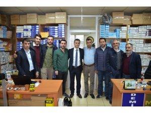 """İYİ Parti Yomra Belediye Başkan adayı Bıyık: """"Yomra'ya siyaset değil icraat lazım"""""""