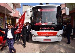 Başkan Ergün, Selendi'de vatandaşlarla buluştu