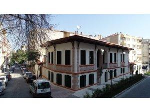 Tarihi Manisa evi açılıyor