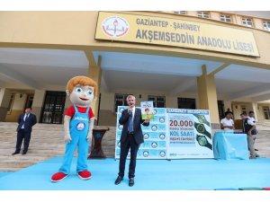 Şahinbey Belediyesi ilklerle ve yeniliklerle hizmet veriyor