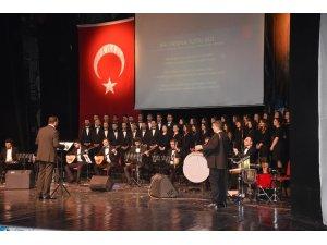 İzmit'in gençlik korosundan yılın ilk konseri