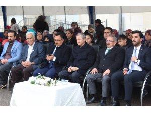 Mavikent Sosyal Tesisi hizmete açıldı