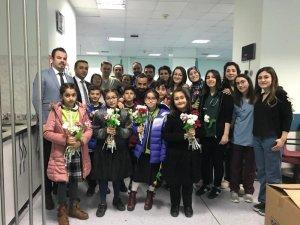 Öğrenciler 14 Mart Tıp bayramını unutmadı