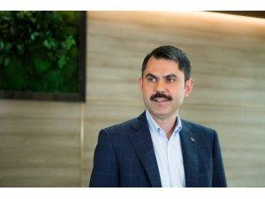 Bakan Kurum, MIPIM 2019'da yabancı yatırımcılarla bir araya geldi