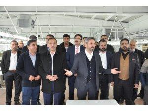 Ak Parti Disiplin Kurulu Başkanı Ahmet Adın'dan ezana saygısızlık tepkisi