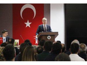 Savunma Sanayii Başkanı Demir, Eskişehirli sanayicilerle buluştu