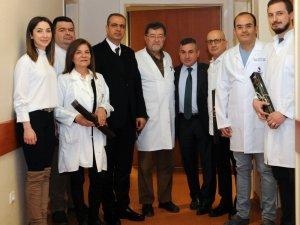 Sanko Üniversitesi'nde 14 Mart Tıp Bayramı kutlamaları