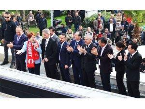 İYİ Parti Genel Başkanı Akşener, Manisa'da