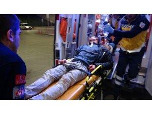 Adana'da bir kişi önce darp edildi sonra bıçaklandı