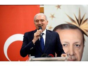 """Sanayi ve Teknoloji Bakanı Varank: """"Siyasi istikrarın devam etmesi için 31 Mart önemli bir viraj"""""""