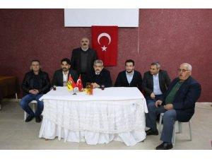 Malatyalılar Derneği'nden Başkan Alıcık'a destek