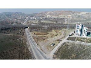 Ankara Büyükşehir Belediyesi hız kesmeden çalışıyor