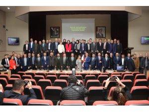 Başkan Karaosmanoğlu, meclise veda etti