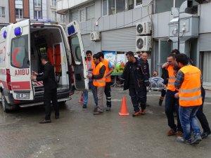 Özel Lokman Hekim Van Hastanesinde yangın tatbikatı