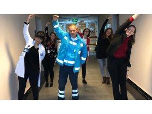 Pınarhisar'da Pulmoner Rehabilitasyon Haftası