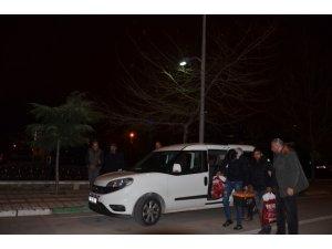 Gemlik polisinden şehirlerarası hırsızlık operasyonu