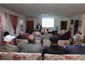 Yenimahalle Belediyesinden ''Erkeklerde Ürolojik Rahatsızlıklar'' semineri