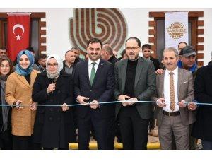Başiskele'nin yeni modern semt pazarı hizmete açıldı